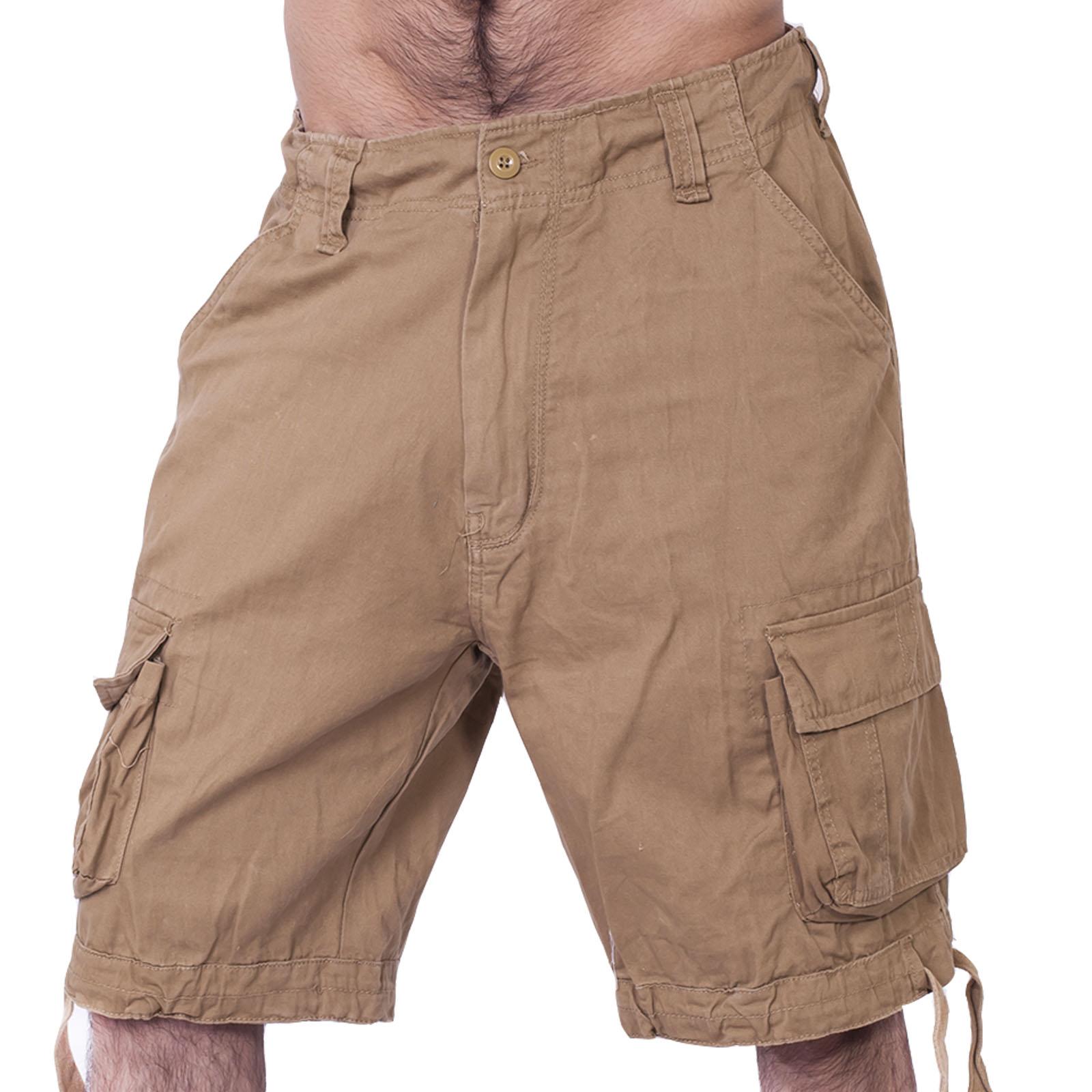 Фирменные мужские шорты Brandit.
