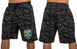 Фирменные мужские шорты New York Athletics с нашивкой ВДВ