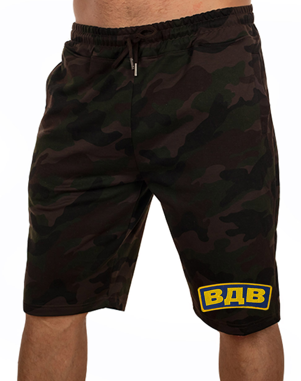 Недорого купить фирменные мужские шорты IZ-X04-ARMY IZZUE