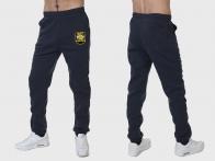 Фирменные спортивные мужские брюки ВМФ на флисе