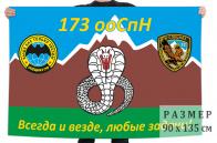 Флаг 173-го отдельного отряда Спецназа ГРУ