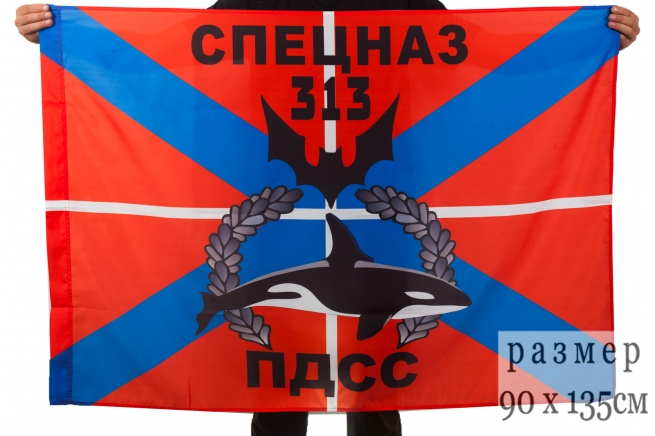 Флаг 313 ООБ ПДСС Балтийский флот