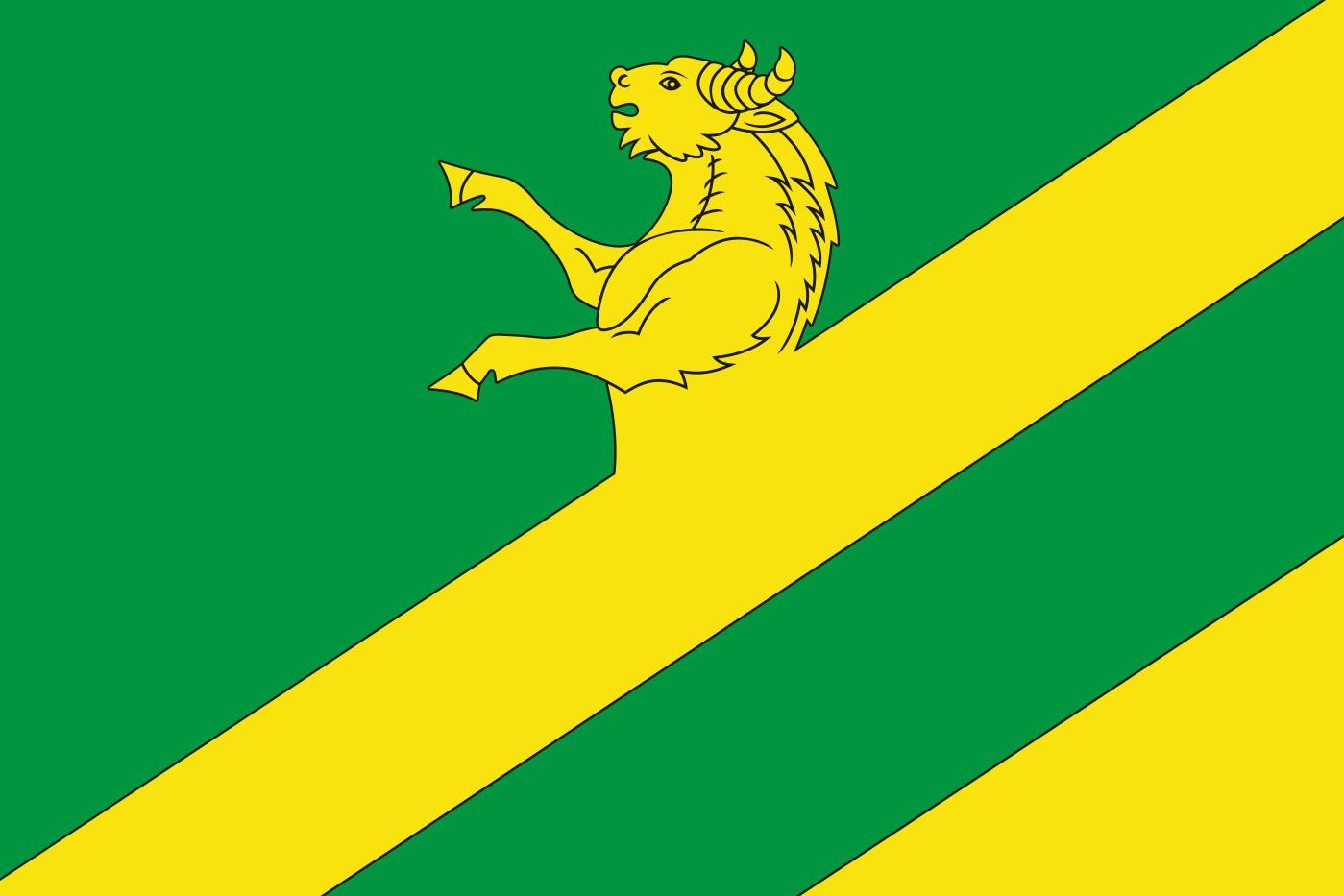 Флаг Ачинского района