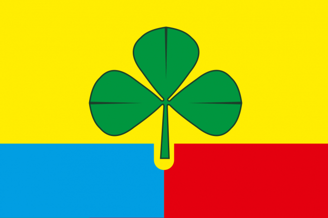 Флаг Агаповского района