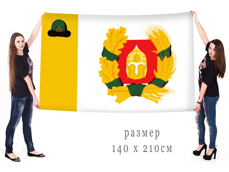 Большой флаг Александро-Невского района