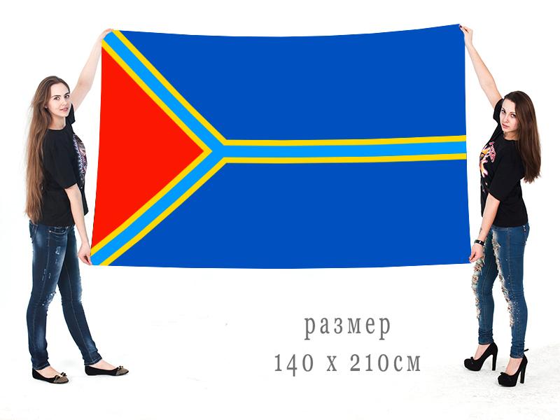 Большой флаг Алексеевского муниципального района