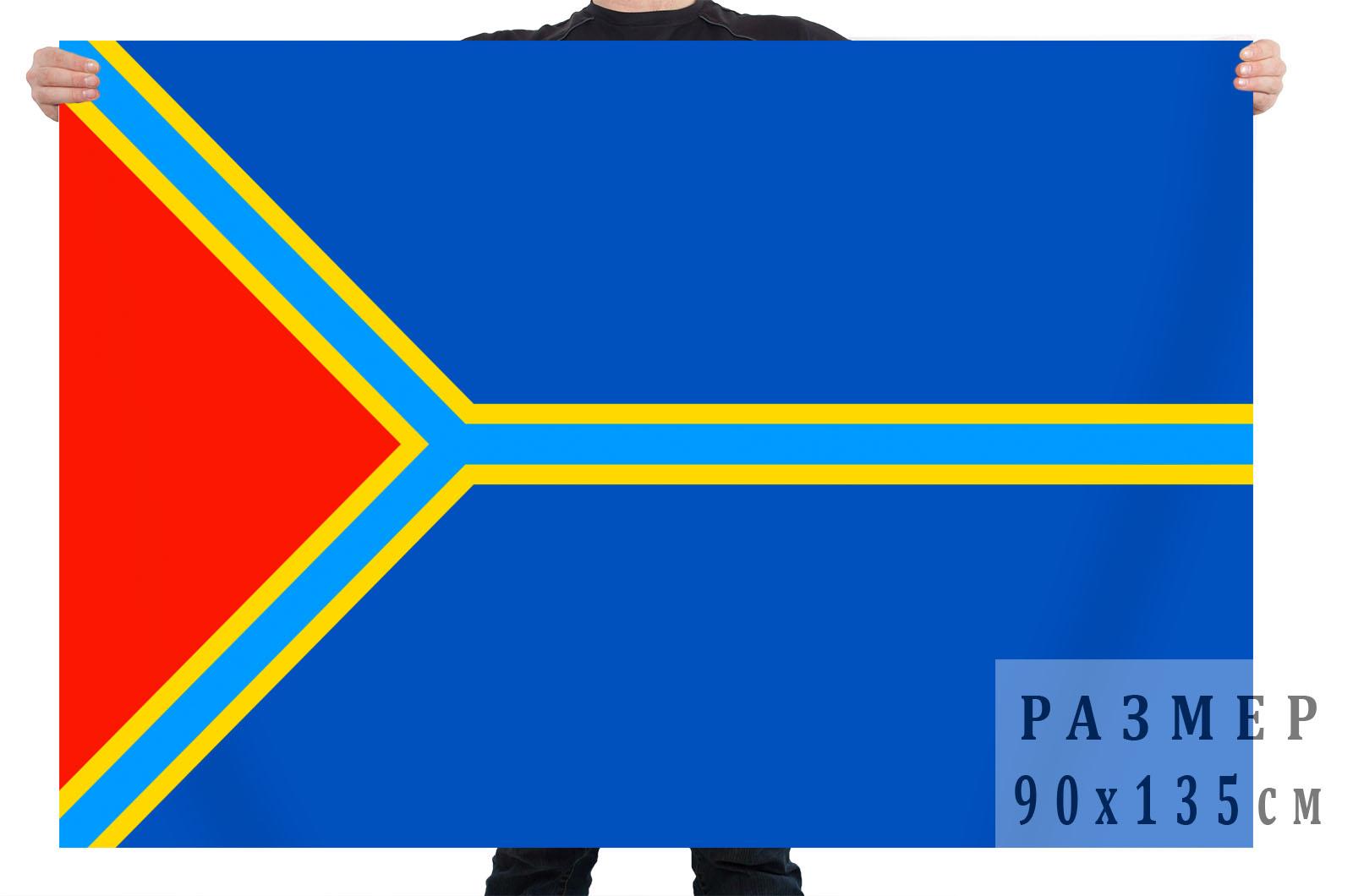 Флаг Алексеевского муниципального района