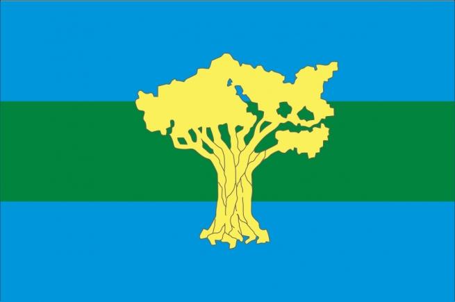 Флаг Амурского района