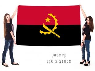 Флаги Африканских Государств, Флаг анголы