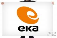 Флаг АЗС ЕКА