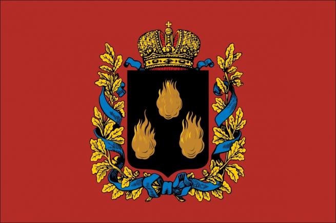Флаг Бакинской губернии