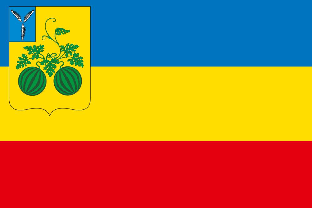 Флаг Балашовского района