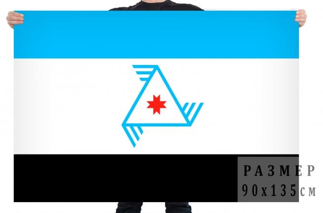 Флаг Балезинского района
