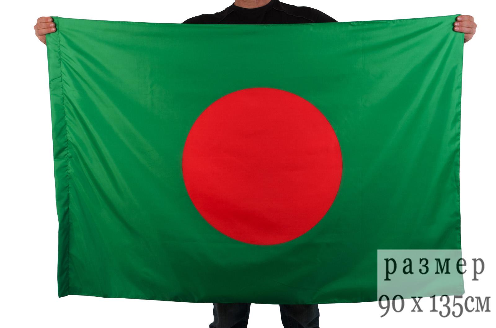 Бангладеш, Флаги стран Азии, Купить флаги стран мира,  Флаг Бангладеш