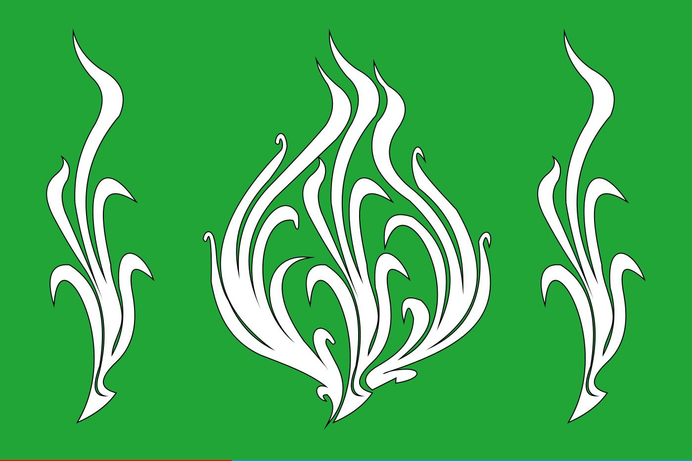Флаг Белоусово