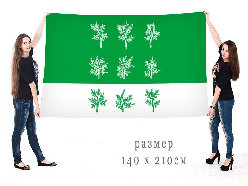 Большой флаг Богородицкого района