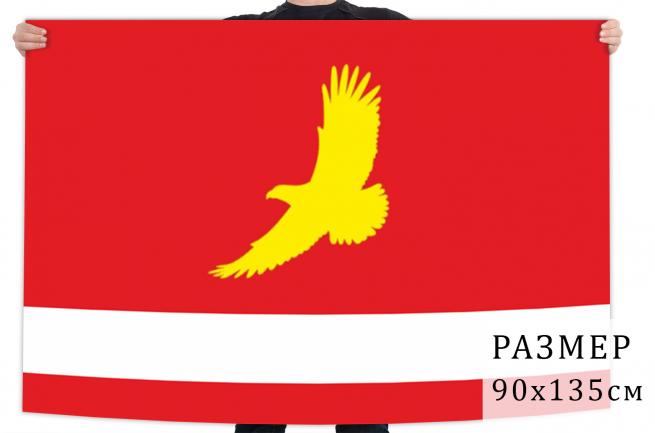 Флаг Большемуртинского района Красноярского края
