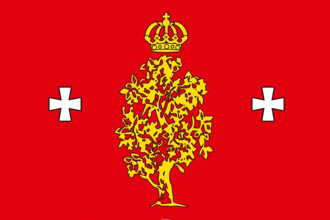 Флаг Борисовского района