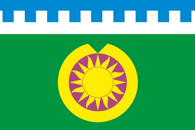 Флаг Брединского района