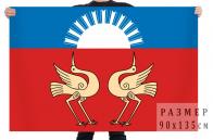 Флаг Буздякского района Республики Башкортостан