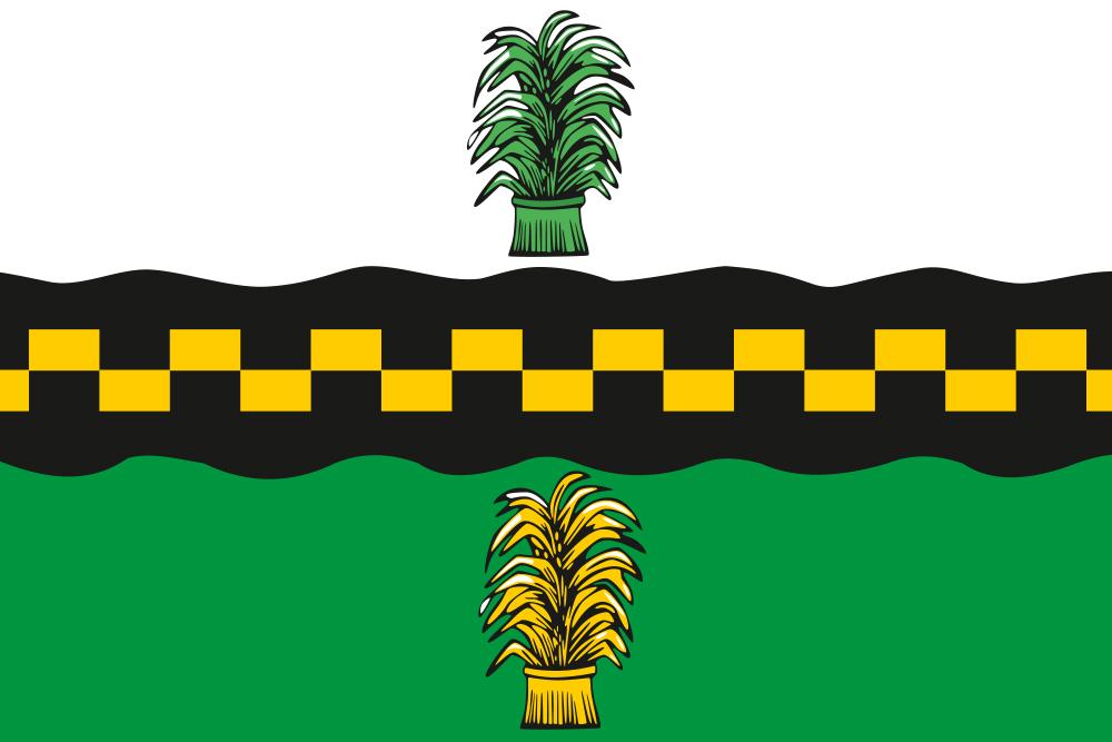 Флаг Чернского района