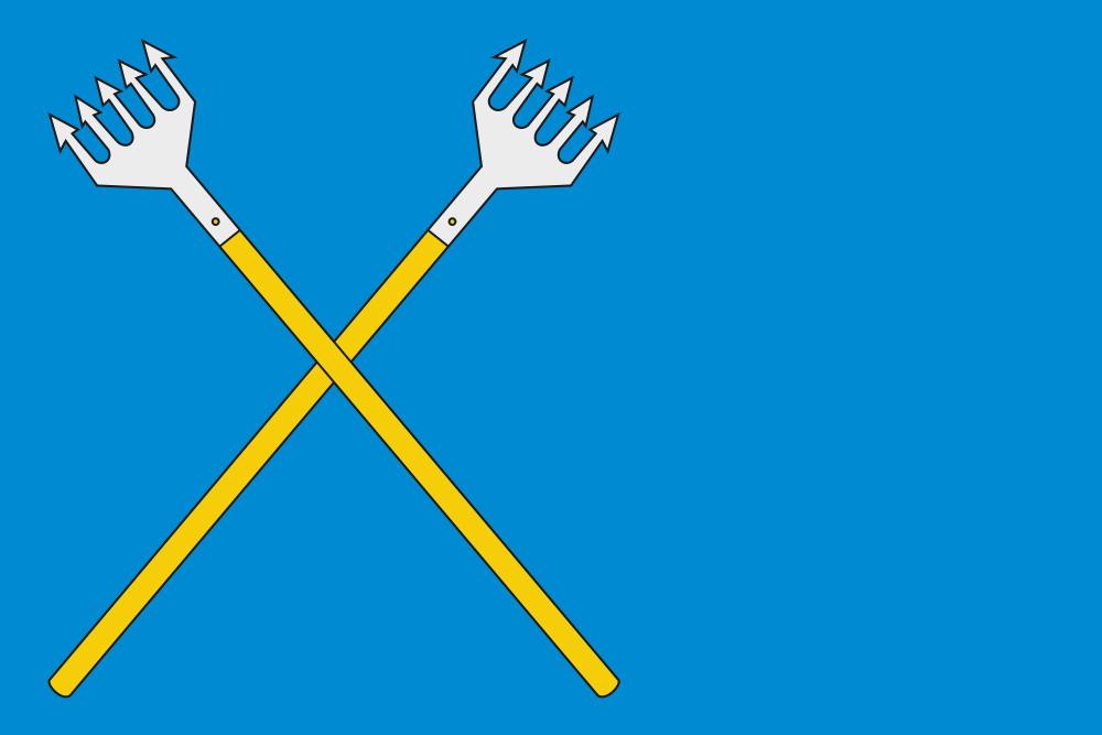 Флаг Чухломского района