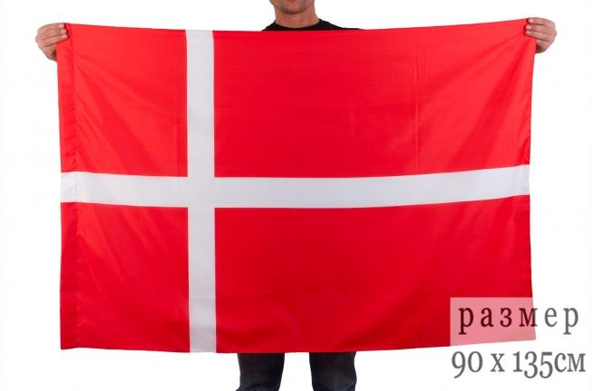 Флаг Дании, Даннеброг, Купить государственный флаг