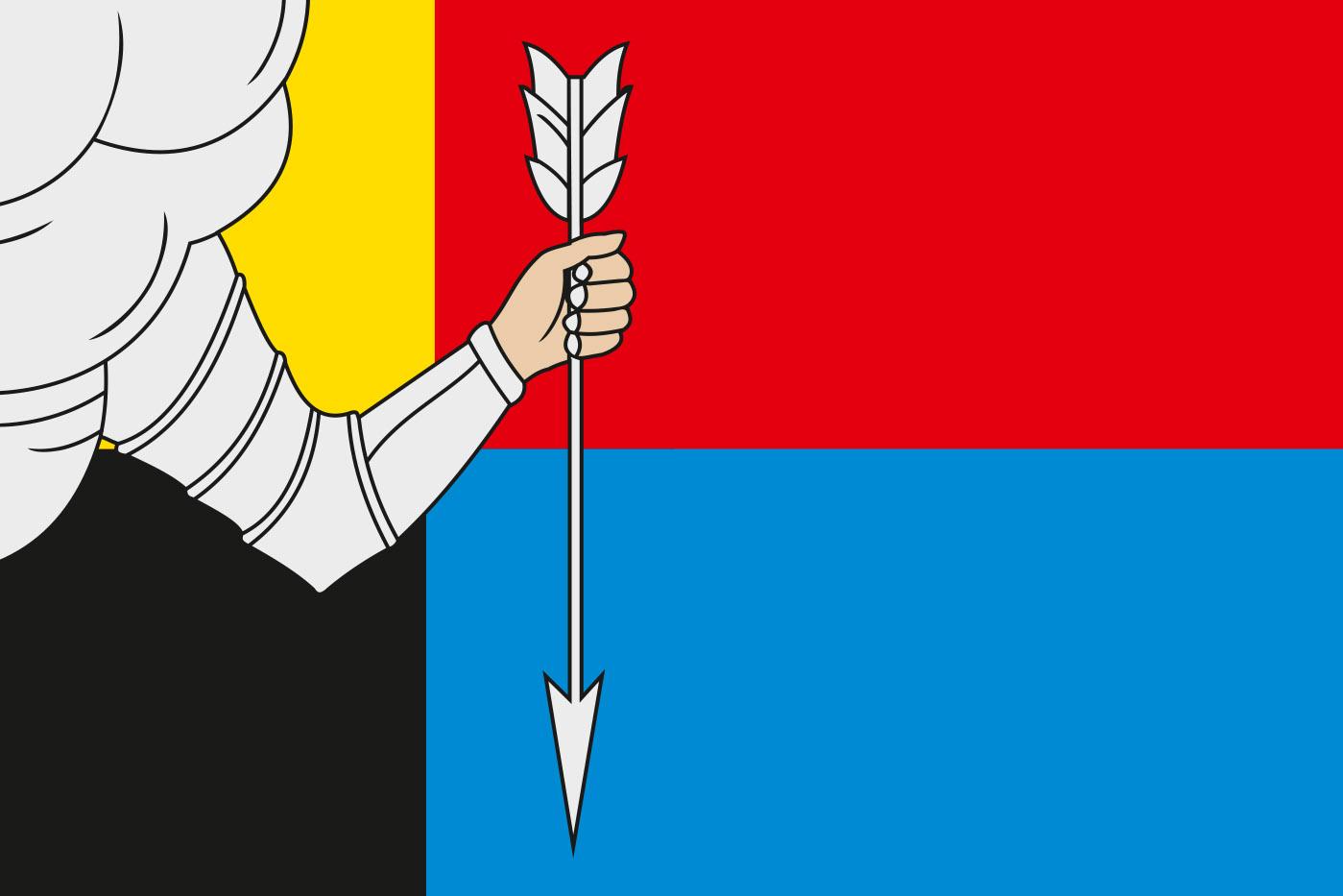 Флаг Долгоруковского района