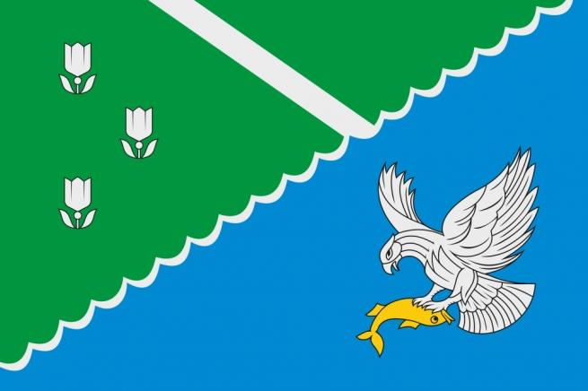 Флаг Долинска
