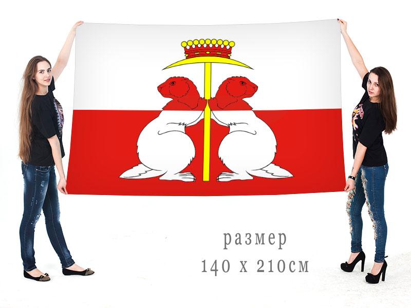 Большой флаг Донского