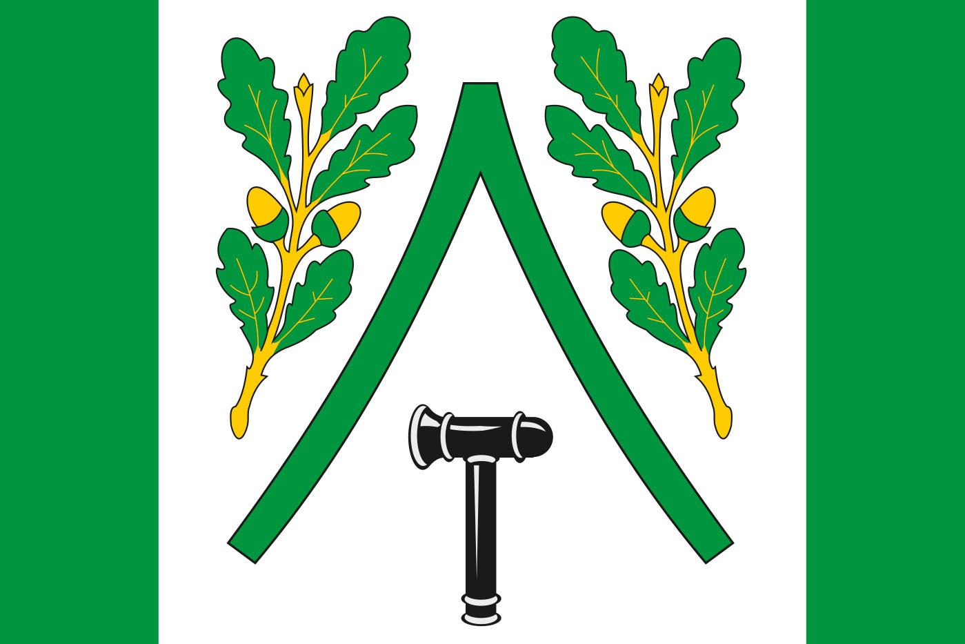 Флаг Дубенского района