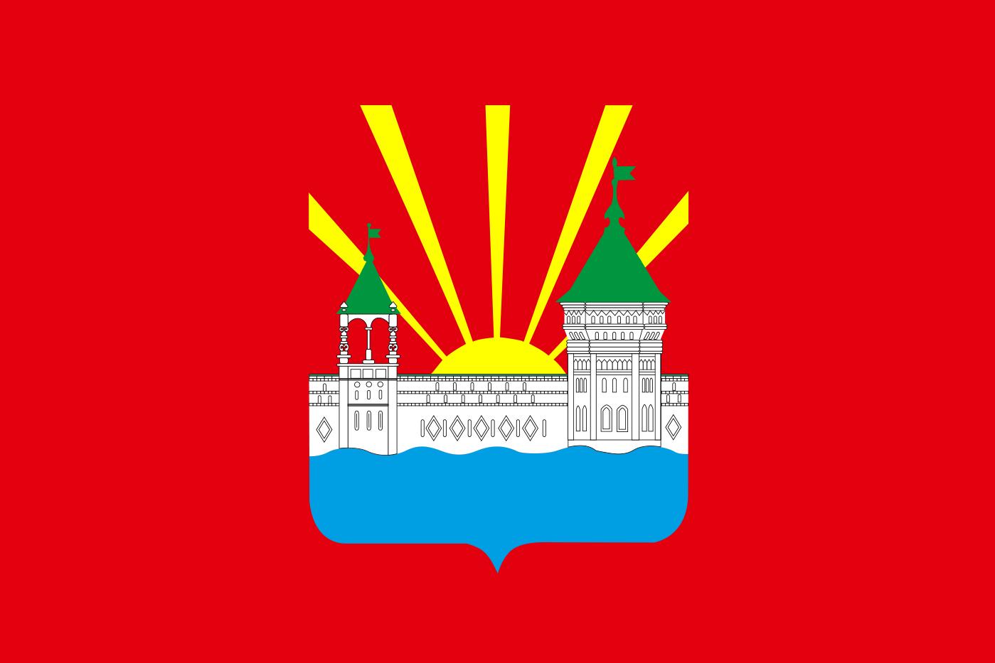 Флаг Дзержинского