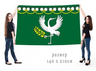 Большой флаг Форносовского городского поселения