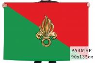 Флаг Французского иностранного легиона