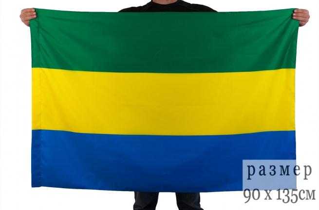 Флаги Африканских стран, Флаг Габона,  Купить государственный флаг