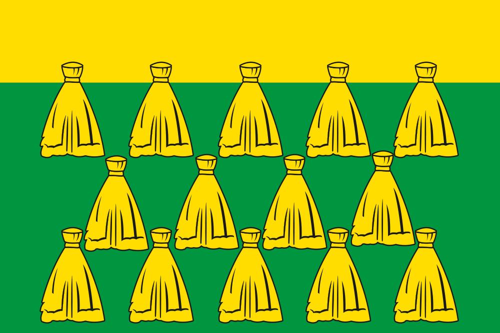 Флаг Гдовского района