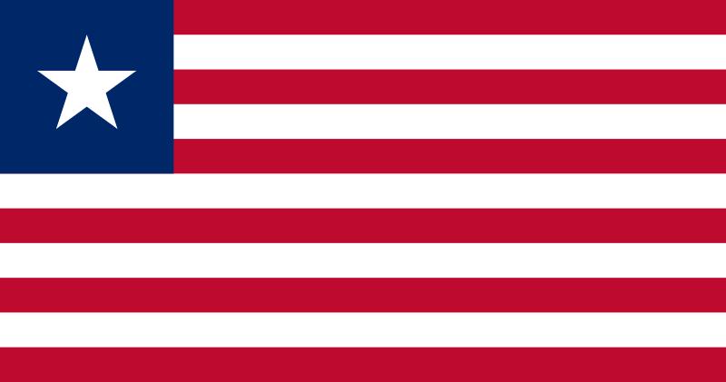 Флаг Либерии