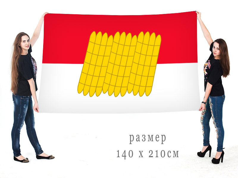 Большой флаг города Дорогобуж