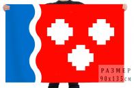 Флаг города Коммунар