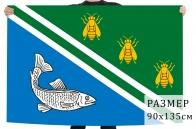 Флаг города Рыбное и Рыбновского городского поселения