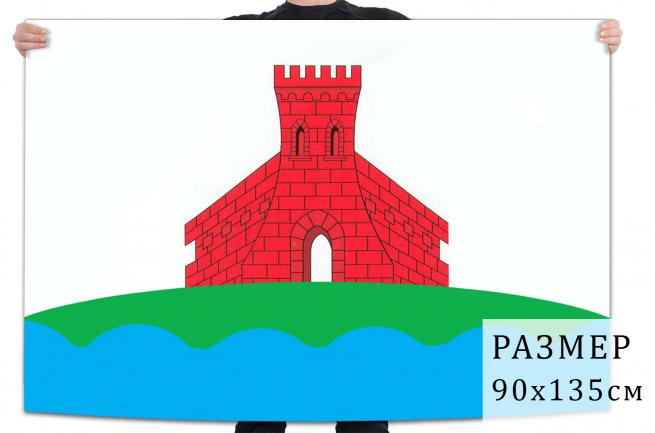 Флаг города Задонск