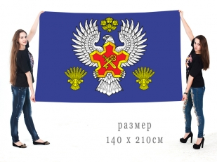 Большой флаг Городищенского муниципального района