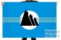 Флаг городского округа Александровск-Сахалинский район