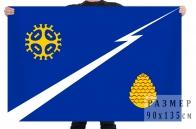 Флаг городского поселения Излучинск