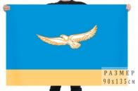 Флаг Хайбуллинского района Республики Башкортостан