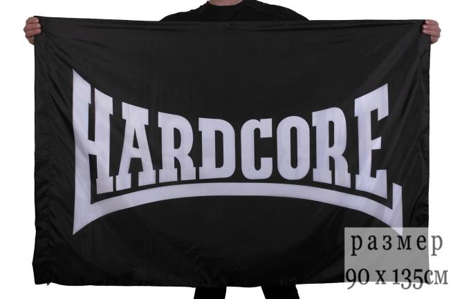 Флаг «HARDCORE»