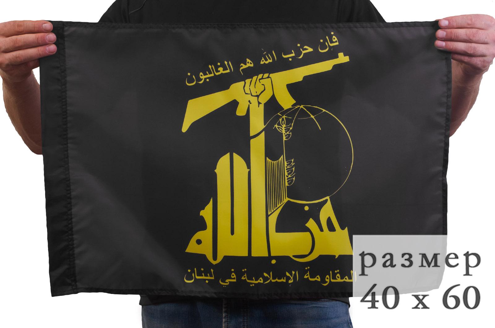 "Флаг ""Хезболла в Сирии"""