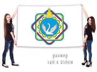 Большой флаг Хоринского муниципального района