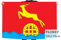 Флаг Идринского района Красноярского края