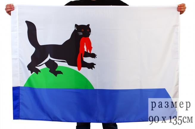 Флаг Иркутска